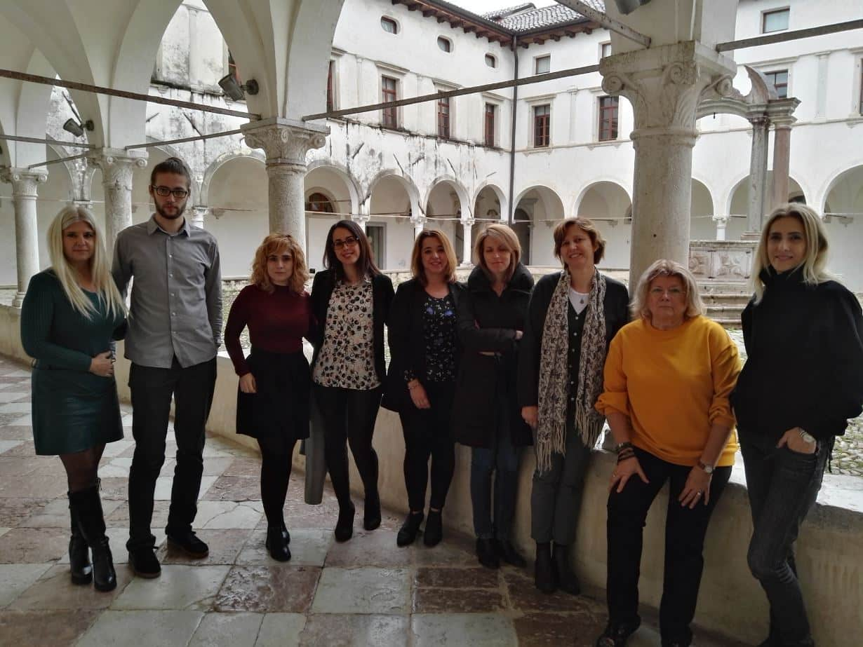 The consortium of the international project FORDYSVAR meets in Conegliano (Italia)
